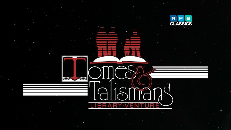 Tomes & Talismans logo